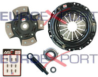 Honda Acura B16 B18 B20 Stage 5 Clutch Kit 4 Pad Sprung Competition Clutch