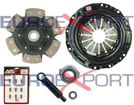 Honda Acura B16 B18 B20 Stage 4 Clutch Kit 6 Pad Sprung Competition Clutch