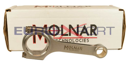 Molnar H-BEAM Connecting Rods w/ ARP2000 (TH4843FFB4-A) - TOYOTA 2TC/3TC