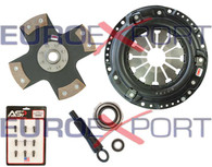 Honda D15 D16 D17 Stage 5 Clutch Kit 4 Pad Solid Competition Clutch