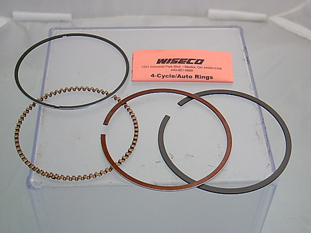 Wiseco 81.50mm Piston Ring Set