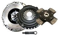 Hyundai Genesis Coupe 2.0T Stage 5 Clutch Kit 4 Pad Sprung Competition Clutch