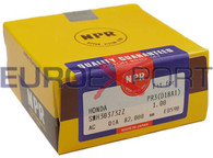 Honda B16 B17 B18 82mm NPR Piston Ring Set
