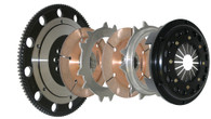 Honda D16 W/ B18 Transmission 184mm Rigid Twin Disc Kit Competition Clutch 4-8026-D