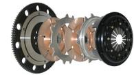 Honda D16 W/ B18 Transmission 184mm Rigid Twin Disc Kit Competition Clutch 4-8026-D