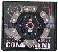 Mitsubishi 1.5L 4G91 Competition Clutch 6 Puck Sprung Disc