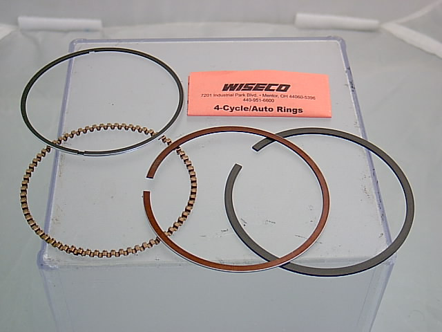 Wiseco 8950XX Ring Set