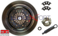 Honda K20 K24 184mm Competition Clutch Twin Disc Clutch Kit 4-8037-C