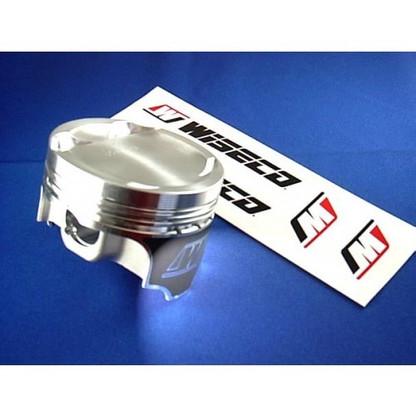 PSA (Peugeot / Citroen) XU10J4 2.0L 16V 405 Mi16 Turbo Conversion Forged Piston Set - KE229M86