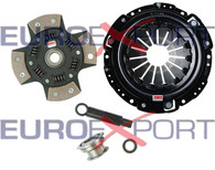 Clutch Kit 8014-1420 Honda Prelude 2.0 2.1 1990-1991 4 Puck Sprung Ceramic Stage 5