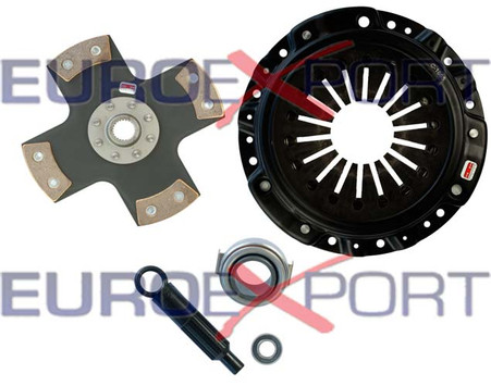 Competition Clutch Kit 8023-0420 Honda S2000 2000-09 4 Puck Rigid Ceramic Stage 5