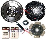 Competition Clutch Flywheel Kit Honda Prelude H22 H23 6 Puck Sprung Stage 4