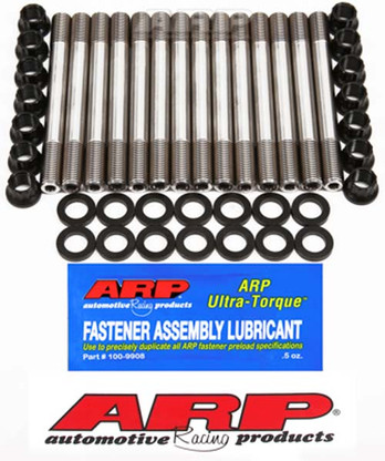 Custom Age 625+ ARP Head Stud Kit for Toyota Supra 2JZGE/GTE 3.0L inline 6 (1993-98)