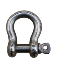 Stainless Steel Bow Shackle US Type Grade 316