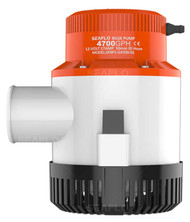 SEAFLO 4700 GPH Marine Bilge Water Pump 12V FREE SHIPPING!