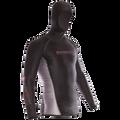 Sharkskin Chillproof Vest W Hood Medium Mens