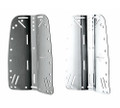 Scubapro XTek Backplate Aluminium