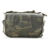 Camo Diaper Bag Front