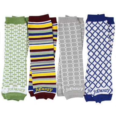 Boys Urban Organic Cotton Baby & Toddler Leg Warmers.
