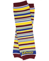 Newport Stripe Organic Cotton Baby & Toddler Leg Warmers.