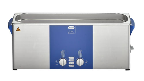 Elma S Series of Ultrasonic Cleaners