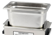 Auxiliary Pan for Crest 230 models (AP075CR)