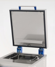 Hinged Lid with Noise Reduction for Elma xtra ST 300H and 500H