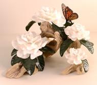 Gardenia With Butterfly 10396C