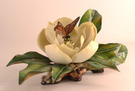 Magnolia Grandiflora With Butterfly 300-12C