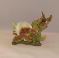 """Boehm """"Paphiopedilum Hummingbird & Orchid"""" 400-08"""