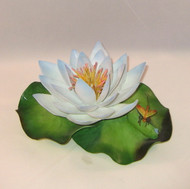 "Boehm ""Waterlily With Swamp Fly"" 300-10"