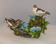 "Boehm ""Snow Buntings"" 400-21"