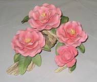"""Boehm """"Camellia Arrangement"""" F509C"""