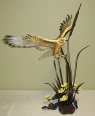"Boehm ""Marsh Harrier"" (On Bronze) 64001"