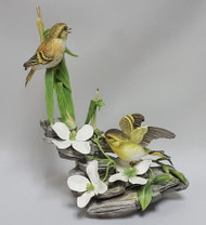 "Boehm ""Siskins With Clematis"" 100-25C"