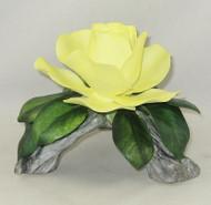"""Boehm """"Yellow Elegance Rose"""" 2500-5"""