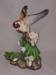 "Boehm ""British Goldfinch"" 100-22"