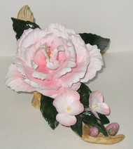 "Boehm ""Tree Peony With Wild Rose"" F315"