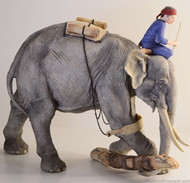 Boehm Indian Elephant Hallmark 10092