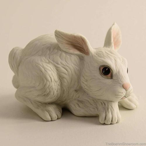 Boehm Bunny Playing Hallmark 40216