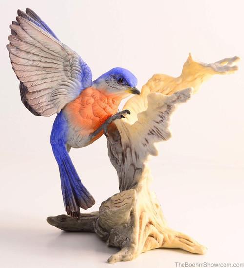 Boehm Bluebird Hallmark 40323
