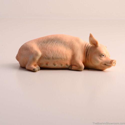 Boehm Pig Hallmark 40384