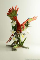 Boehm Macaw Hallmark 40582