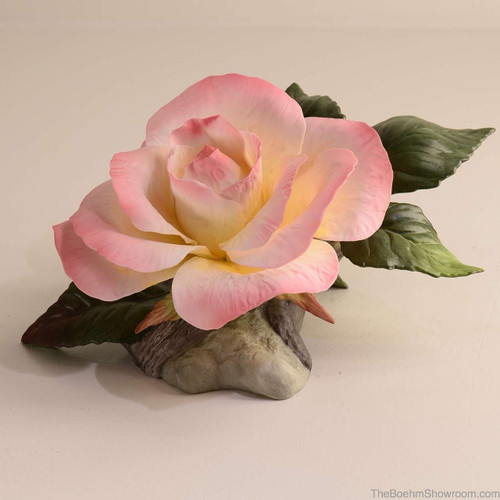 Boehm Diana Princess Of Wales Rose Hallmark F487