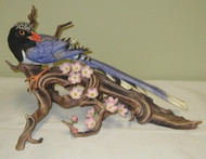 """Boehm """"Red-Billed Blue Magpie"""" 400-44"""