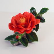 "Boehm ""Red Camellia"" F215"