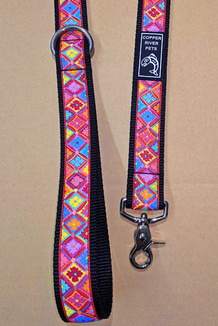 LEASH / Floral Diamonds