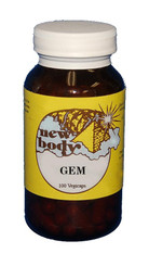 GEM 100 Vegicaps (Herbal Birth Formula for Gemini)