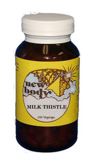 MILK THISTLE  100 Vegicaps