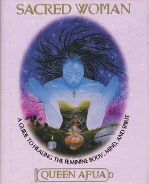 Sacred Woman: A Guide to Healing the Feminine Body, Mind, and Spirit is an international bestseller that teaches women how to love their bodies, nurture their spirits and manifest the visions of their minds.